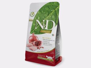 Farmina N&D prime Kip & granaatappel gecastreerd