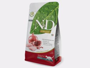 Farmina N&D prime kip & granaatappel kat 5KG
